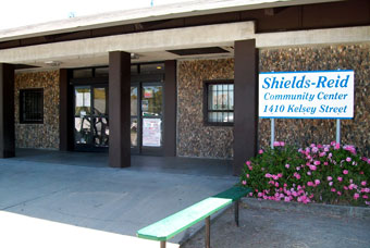 Shields-Reid Community Center Front