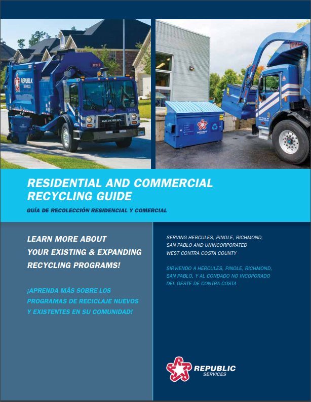 Republic Services Recycling Guide
