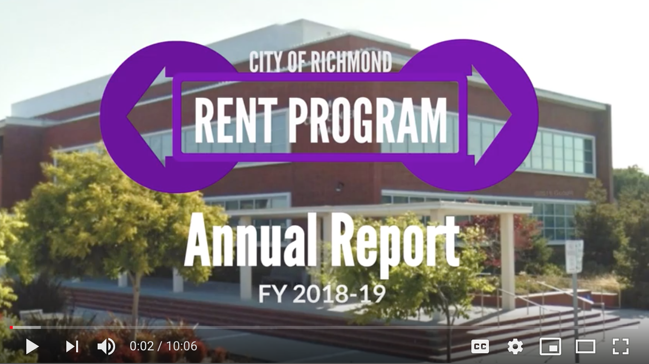 2019 Annual Report video