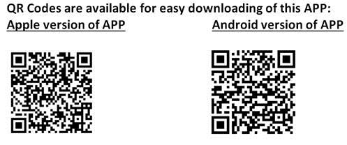 Richmond Phone App QR Codes