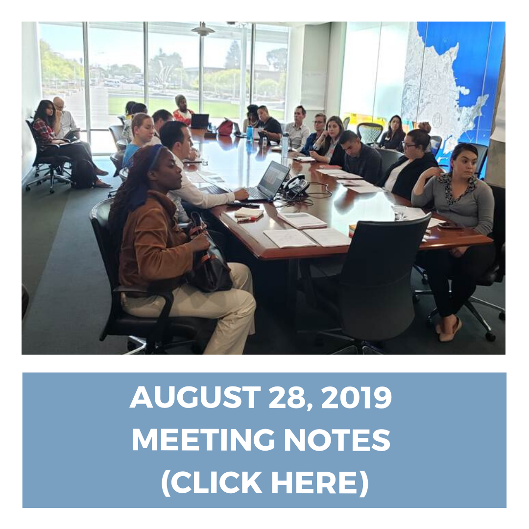Service Provider Working Group  August 28, 2019
