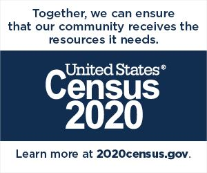 Census 2020 Information Opens in new window